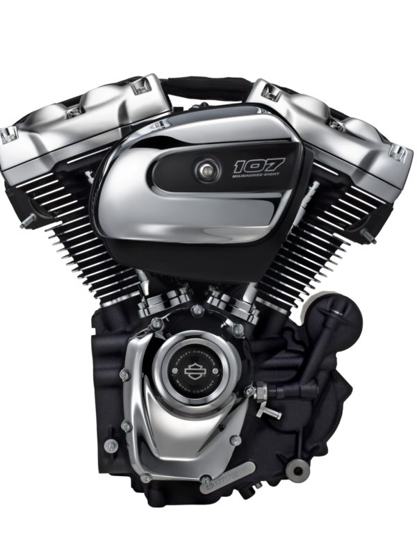 MY17 107 Engine. Milwaukee Eight
