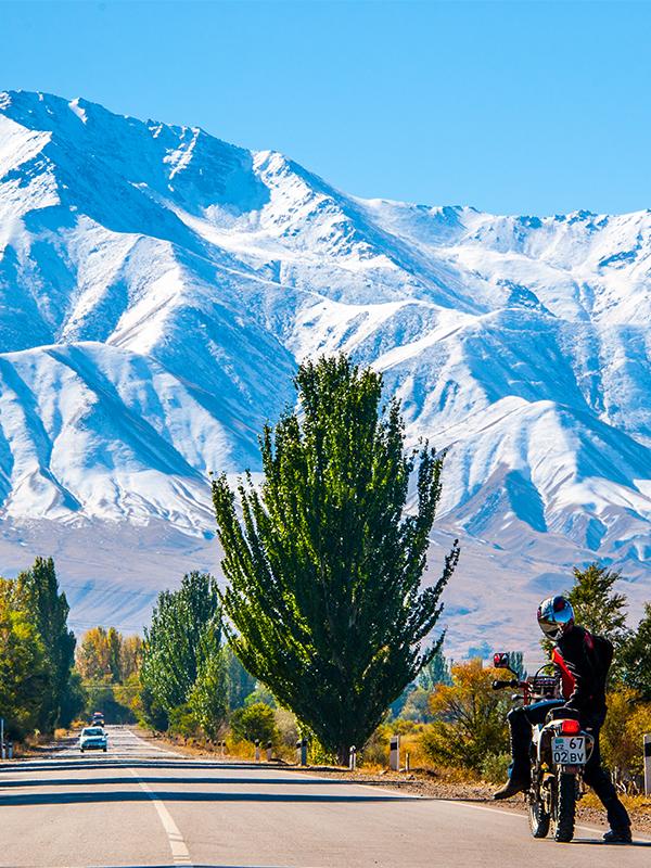 Near Naryn
