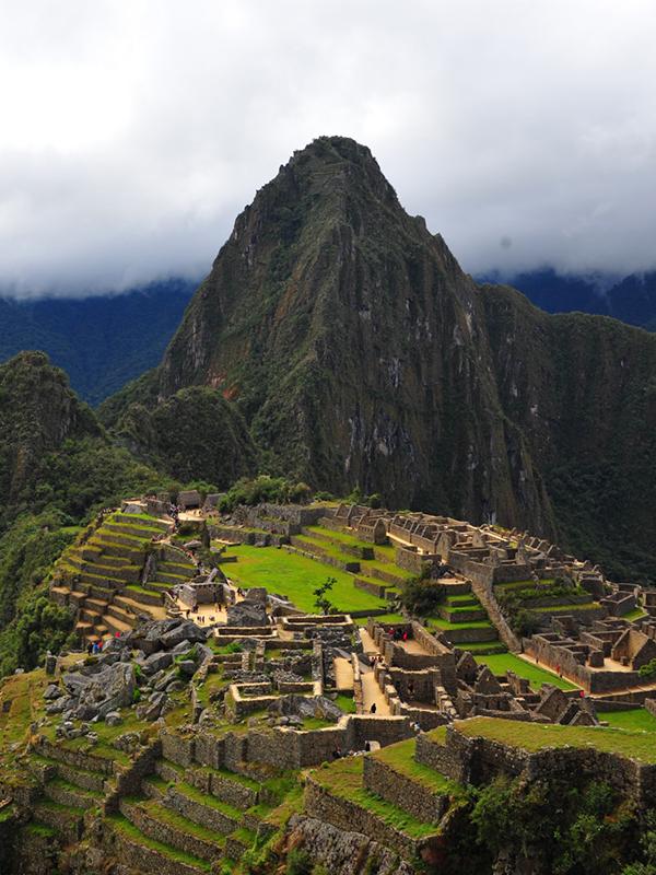 Machu Picchu Rishad Saam Mehta