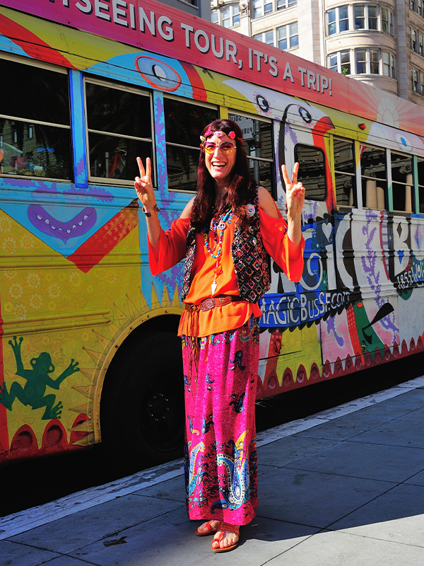 Magic Bus San Francisco