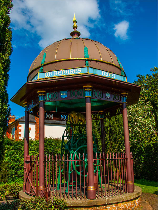 Maharaja's Well at Henley