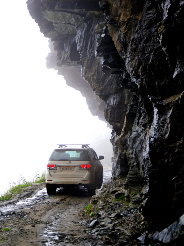 Pangi Valley Toyota Fortuner