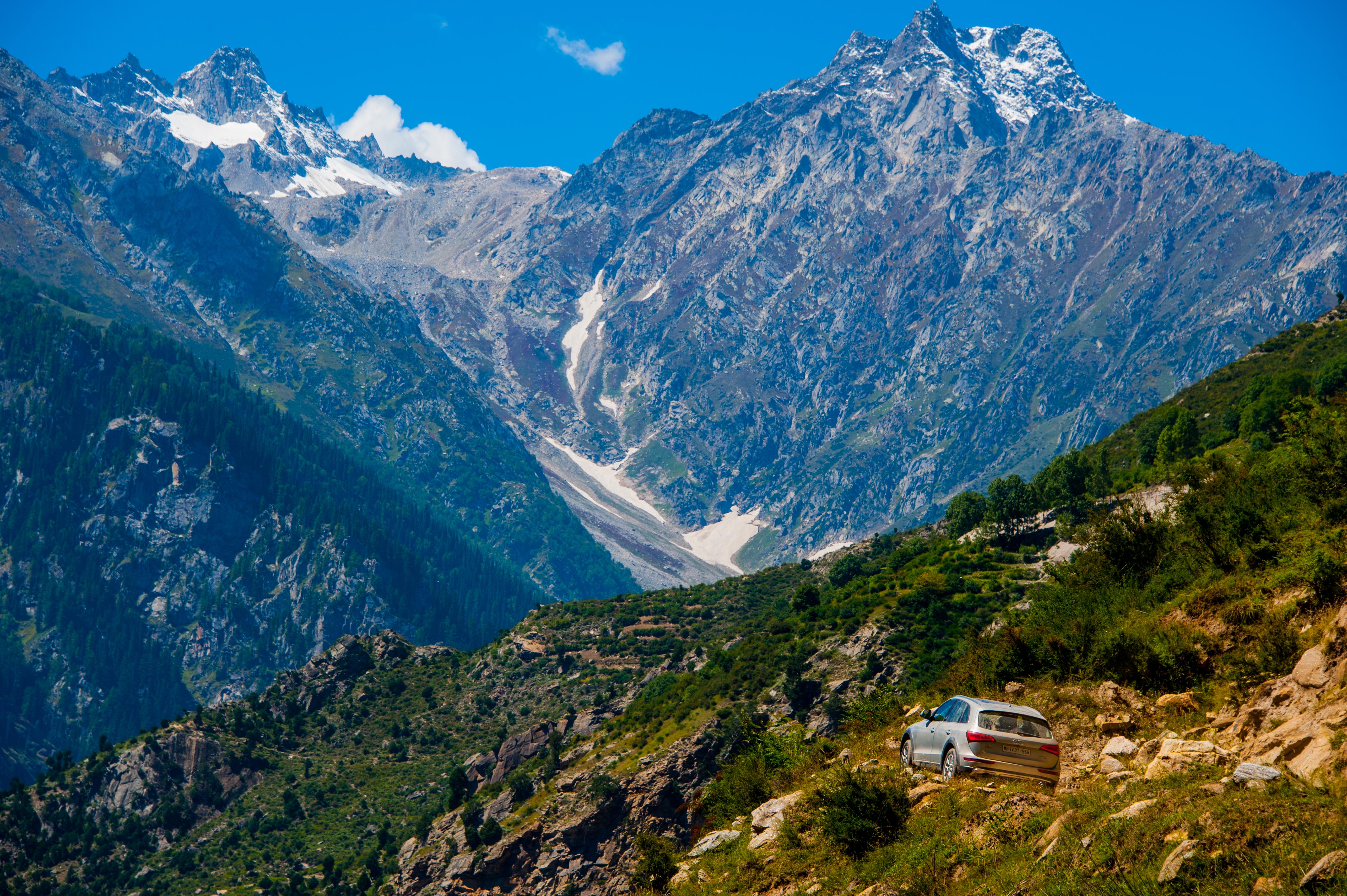 The Killar – Kishtwar Road in Kashmir