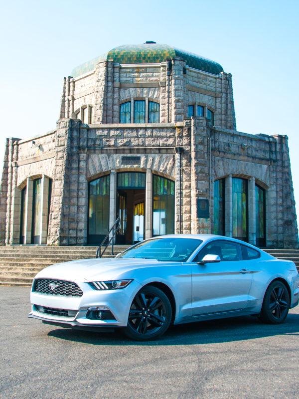 Mustang Oregon