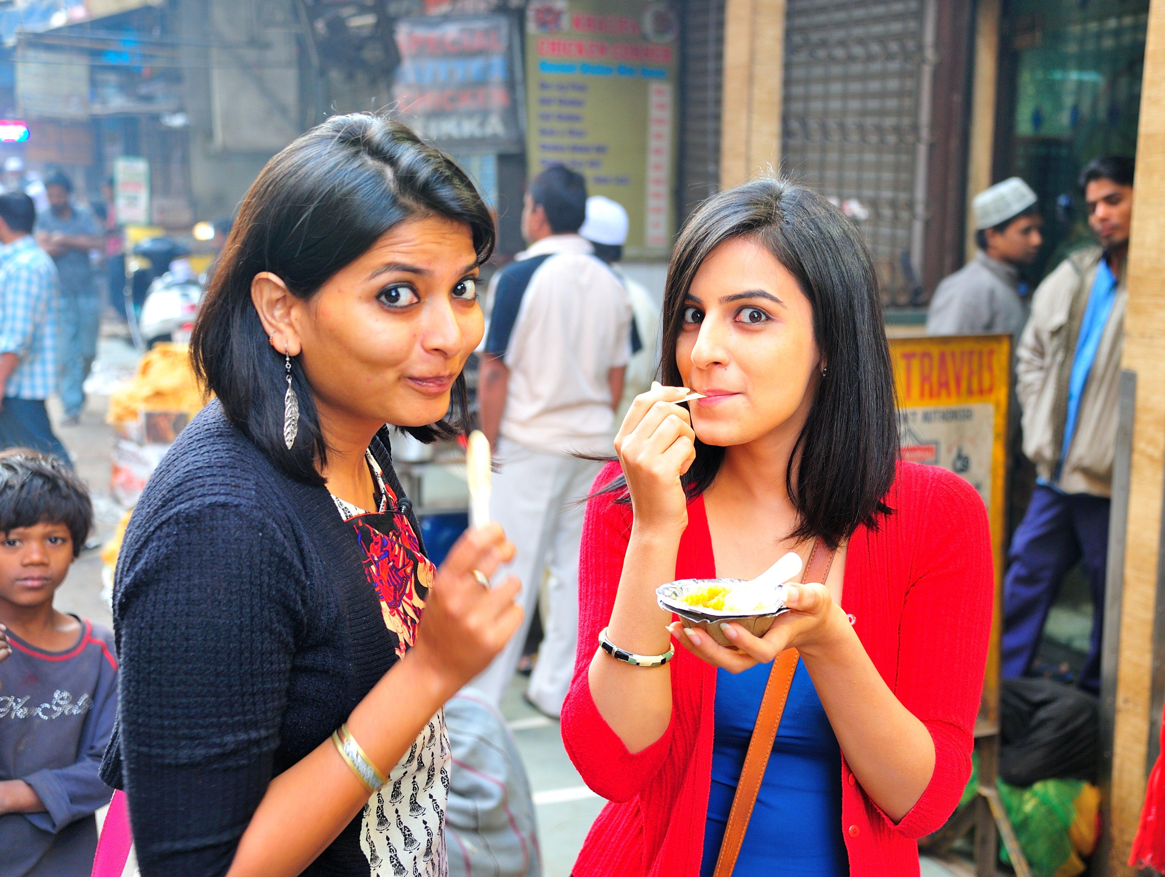 Seeking Out Delhi's Street Treats