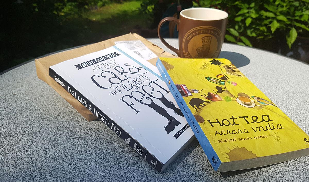 Books by Rishad Mehta